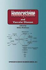 Homocysteine and Vascular Disease - [Kluwer Academic Publishers]