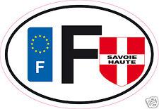 Autocollant sticker département HAUTE SAVOIE