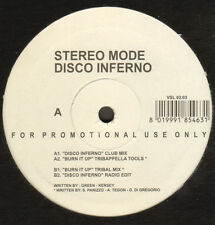 STEREO MODE - Disco Enfer - Visual Trax