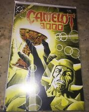 Camelot 3000 Maxi-series 9 Of 12 December 1983 DC Comic Book (Plastic & Board)