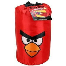 Angry Birds ☆ Big Red Bird Slumber Bag/Backpack ☆ Sleeping Bag Set ☆ NWT
