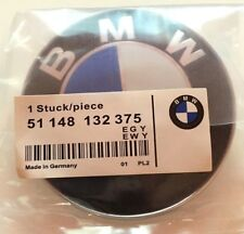 BMW 82mm top quality emblem SERIES FRONT BONNET or  BOOT REAR LOGO BADGE e70 e91