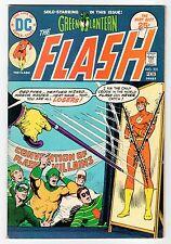 DC: THE FLASH #231 - FN Feb 1975 Vintage Comic