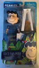 Peanuts LUCY VAN PELT Charlie Brown Christmas Figure NEW