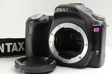 [Excellent++] PENTAX ist DL2 Digital SLR Camera Black w/ body Cap and strap