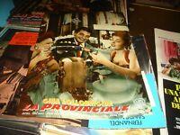 Die Provinz Fotobusta Original 1952 Gina Lollobrigida Typ A