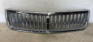 2006-2009 Lincoln MKZ Zephyr Chrome Satin Grill Grille w/ Emblem OEM