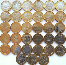 £2 COINS TWO POUNDS 1986 to 2020