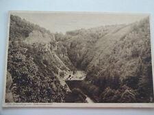 3486-Postkarte alt – TUCK`S POSTKARTE – Alte Römerburg im Schwarzwald