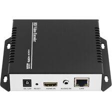 Hdmi To H.264 Encoder Hd Ip Video Audio Live Encoder Iptv Rtmp Transmitter H264