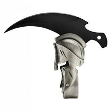 300 Spartan Hook Blade Helmet Ring Knife / Neck knife