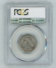 1927 25c Silver Standing Liberty Quarter PCGS SAMPLE Slab Coin