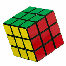 Kinder Fun Rubiks Cube Toy Rubiks Mind Game Toy Classic Magic Rubiks Puzzle Gift