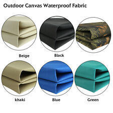 H/Duty Canvas Fabric Waterproof Materials Outdoor Marine Deck Patio Awning Cover