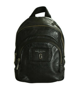 Marc Jacobs Leather Black Backpack