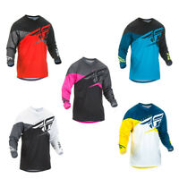 Fly Racing 2019 F-16 Jersey Adult Mens Offroad Motocross Riding Gear