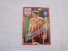 Robert Lewandowski Bayern - FIFA 365 Panini Adrenalyn Card 2017/2018