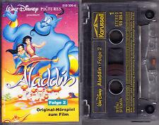 MC Walt Disney: Aladdin 2 - Original-Hörspiel zum Film - Karussel2