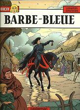 EO JACQUES MARTIN + JEAN PLEYERS + DESSIN ORIGINAL + JHEN N° 4 : BARBE-BLEUE