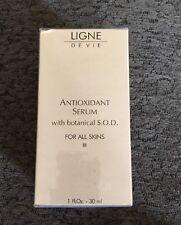Ligne De Vie Serum Antioxidant Serum W/botanical S.O.D. New!