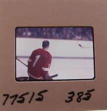 ROGER CROZIER Detroit Red Wings Buffalo Sabres Capitals ORIGINAL SLIDE 18