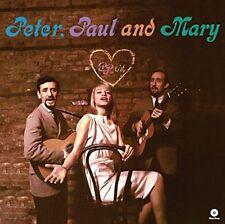 Peter, Paul and Mary by Peter, Paul and Mary (Vinyl, Apr-2016, Wax Time)