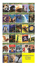 Magic Tree House Books- Brand New 28 Fact Tracker/Research Guides by Osborne