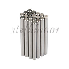 20Pcs/lot D4 50L Tungsten Carbide Rod Alloy Round Bar Cemented for Made End mill