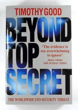BEYOND TOP SECRET Timothy Good (1997) - 1st Edition First Print - SIGNED