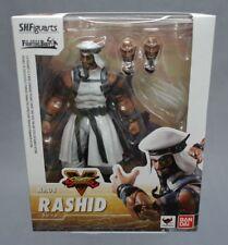 SH S.H. Figuarts Rashid Street Fighter V Bandai Japan NEW ***S