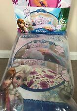Disney Store Frozen Celebrate Love Elsa & Anna Twin Comforter & Bed Sheet Sets