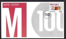 Canada   # 2104    MacLean's Magazine        New 2005 Unaddressed