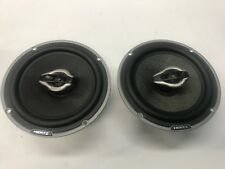 Hertz HCX165.4 High Energy 6.5 Inch 2-Way Coaxial Speakers 200 Watts