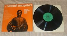 History Of Black Music LP: Savannah Syncopators. African Retentions In The Blues
