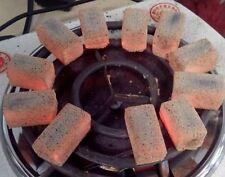 100 Pc Exotica COCO Hookah Coals Natural Coconut Shisha Charcoal 1.25kg PROMO