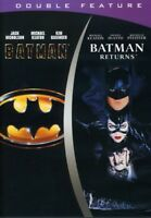 Batman / Batman Returns [New DVD] Dubbed, Eco Amaray Case, Subtitled, Widescre