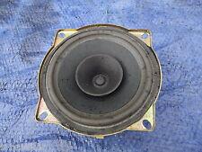 Original hinten Regalbox Lautsprecher aus einem MG ZR 1.4 schwarz 5 Türer 2003