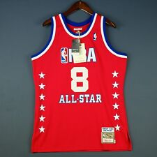 Authentic Kobe Bryant Mitchell Ness 03 All Star Jersey Size 36 44 48 S L XL Mens