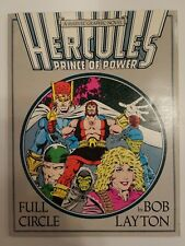 Hercules Prince of Power. Graphic Novel