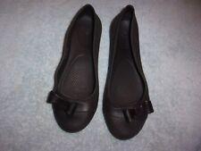 Crocs BLACK SHOES WOMEN'S SIZE 10
