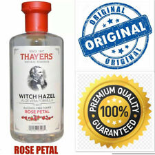 Thayers® Rose Petal Witch Hazel Alcohol Free Toner with Aloe Vera 355ml 12fl oz