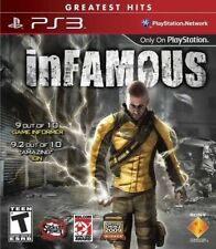 Infamous Greatest Hits PS3 (Disc Only--Refurbished)