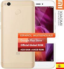 XiaoMi Redmi 4X PRO, Snapdragon - 4GB de RAM - 64GB , OTA UPDATE