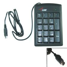 PURE PS2 PS/2 Numeric Keypad Numpad Number Mini Pad Keyboard