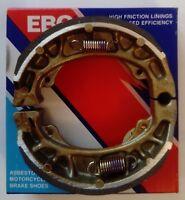 PEUGEOT TREKKER 50 / TRK 50 (1998 to 2012) EBC mâchoire frein arrière (H303)