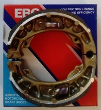 Peugeot Trekker 50 / TRK 50 (1998 to 2012) EBC REAR Brake Shoes (H303)