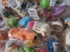 200 Vending Machine Toys Bulk Lot Mix Party Favor Suction Cup Animals Faces