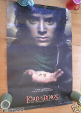 Lord of the Rings Fellowship 2001 Frodo poster 22.5x34.5