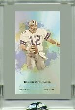 ROGER STAUBACH A&G SUPERBOWL CHAMPION ETOPPS IN-HAND