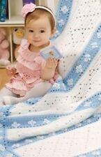 beautifull daisy blanket crochet pattern 99p